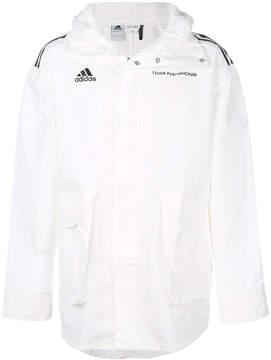 Gosha Rubchinskiy hooded wind breaker jacket