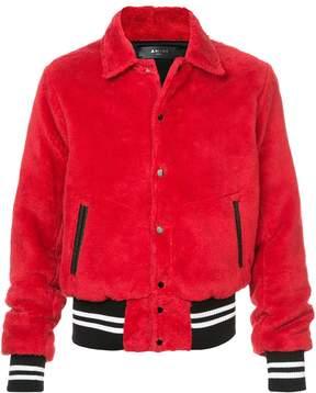 Amiri sherpa band jacket