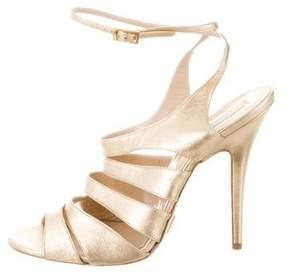 Michael Kors Multistrap Sandals