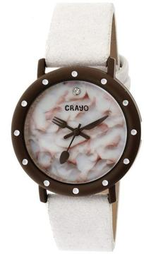 Crayo Slice Of Time Collection CR2106 Women's Watch