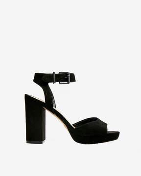 Express Thick Heel Platform Sandals