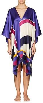 Eres Women's Artwork Pop Art Silk Caftan