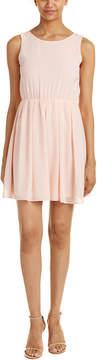 Alythea Chiffon A-Line Dress