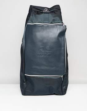 Eastpak Plister Duffel Bag In Navy Fabric