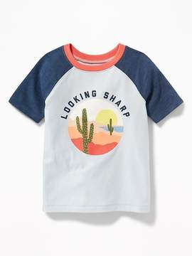 Old Navy Looking Sharp Cactus Tee for Toddler Boys