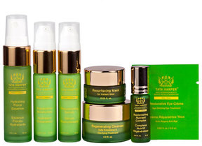 Tata Harper Tata's Daily Essentials Natural Antiaging Skincare Discovery Kit