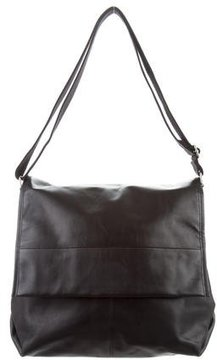 Carven Leather Messenger Bag