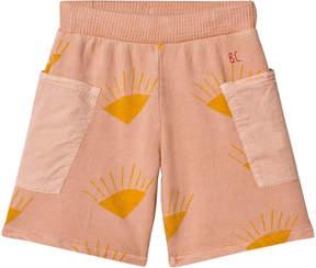 Bobo Choses Muted Clay Sun Bermuda Shorts