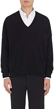 Ami Alexandre Mattiussi Men's Wool-Cashmere V-Neck Sweater