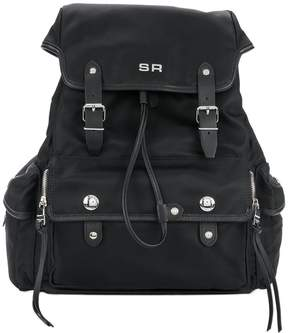 Sonia Rykiel Le Oyster backpack