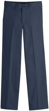 Dickies Boys 8-20 Husky Flex Classic-Fit Straight-Leg Ultimate Khaki Pants