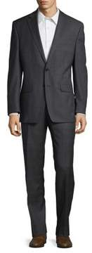 Lauren Ralph Lauren Classic-Fit Wool Suit Jacket