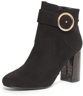 Dorothy Perkins Black 'Alia' Ankle Boots