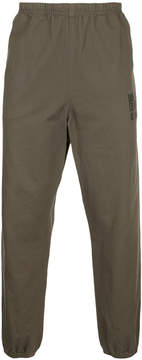 Alexander Wang relaxed fit military trousers