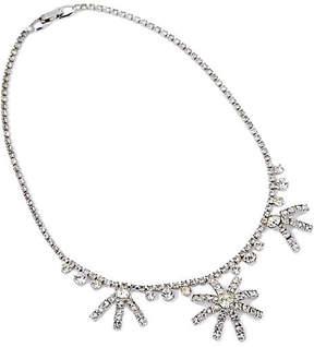 One Kings Lane Vintage 1950s Weiss Diamante Starburst Necklace