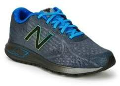 New Balance Boy's Rush Cars Lace-Up Sneakers