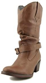 Dingo Pretender Women Round Toe Synthetic Western Boot.