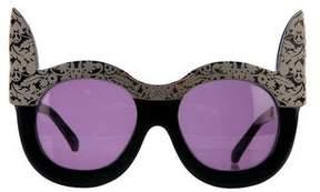 Karen Walker Va Va Sunglasses