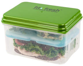 Fit & Fresh Lunch On The Go Container Set