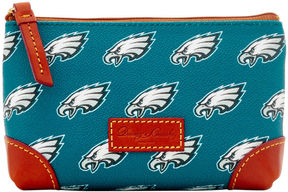 NFL Eagles Cosmetic Case