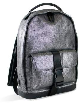 KENDALL + KYLIE Atlas Mini Metallic Backpack