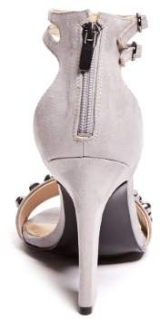 GUESS Women's Petunia Metallic Heels