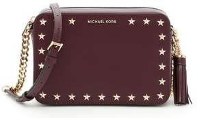 Michael Kors Ginny Media Bag - Purple - 32F7GGNM2Y-599 - ONE COLOR - STYLE