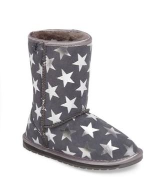 Emu Girl's 'Starry Night' Boot