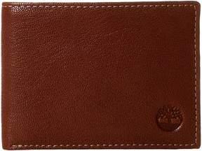Timberland Cavalieri Leather Passcase Wallet Wallet Handbags