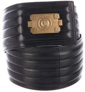 Chanel Lambskin Boy Belt