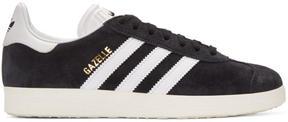 adidas Black OG Vintage Gazelle Sneakers