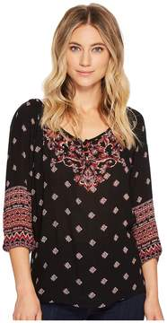 Angie Long Sleeve Top Women's Clothing