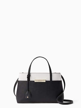 Kate Spade Maiden way saffiano zuri - CEMENT/ BLACK - STYLE