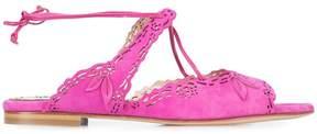 Marchesa Peuton sandals