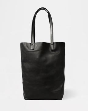 Baggu Classic Leather Tote