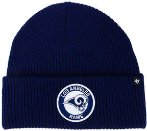 '47 Los Angeles Rams Ice Block Cuff Knit Hat