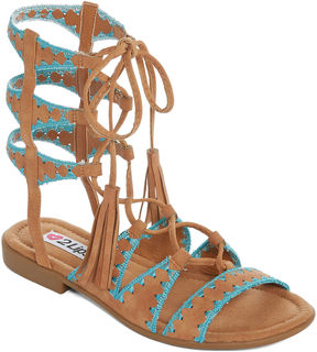 Two Lips 2 Lips Too Whitney Womens Gladiator Sandals