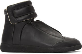 Maison Margiela Black Future High-Top Sneakers
