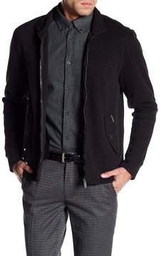 Ben Sherman Zip Up Fleece Sweater