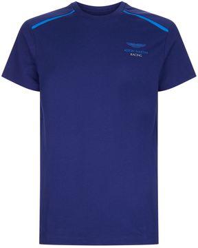 Hackett Aston Martin Striped T-Shirt