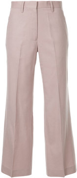 CITYSHOP cropped tailored trousers