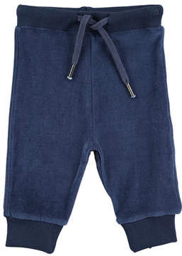 Molo Solo Infinity Jogger Pants, Blue, Size 6-24 Months