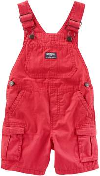 Osh Kosh Oshkosh Bgosh Toddler Boy Cargo Shortalls
