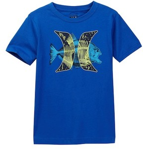 Hurley Piranha Tee (Big Boys)