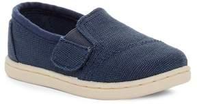 Toms Avalon Burlap Slip-On Sneaker (Baby, Toddler, & Little Kid)
