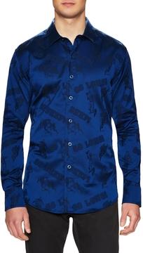 Robert Graham Men's Go Long Woven Sportshirt