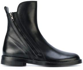 Ann Demeulemeester zipped Chelsea boots