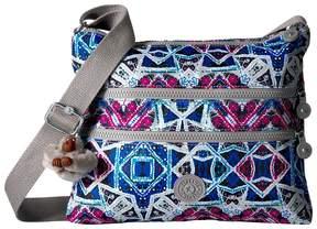 Kipling Alvar Crossbody Bag Cross Body Handbags - BRIGHTSIDE SKY - STYLE