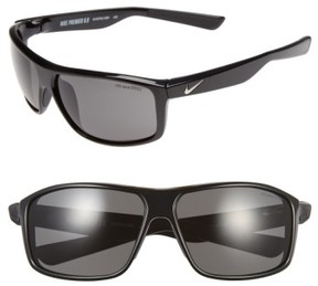 Nike 'Premier 8.0' 63Mm Sunglasses - Black