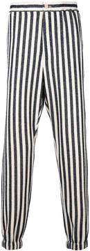 Etro striped jogger-style trousers